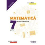 Matematică. Algebră, geometrie. Clasa a VII-a. Consolidare. Partea I(Mate 2000)
