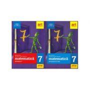 Matematica-Clubul matematicienilor clasa VII(sem. I+II)