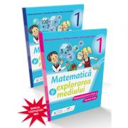 Matematica si explorarea mediului-Manual pentru clasa I