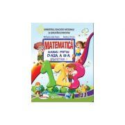 Matematica-Manual pentru clasa III(sem. I+II)