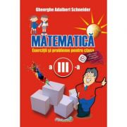Matematica: exercitii si probleme pentru clasa a III-a