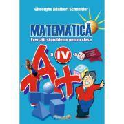 Matematica: exercitii si probleme pentru clasa a IV-a