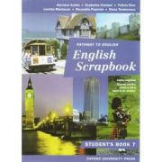 English scrapbook student's book cls7