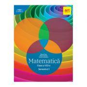 Clubul matematicienilor 2020-Clasa VIII(sem. I)