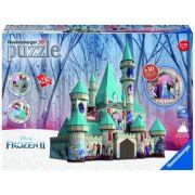 Puzzle 3D - Castel Frozen (216 piese)