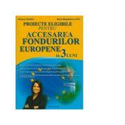 Proiecte eligibile pentru accesarea fondurilor europene in 3 luni - Mihaela Badea