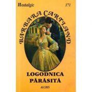 Logodnica parasita - Barbara Cartland