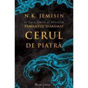 Cerul de piatra | Pamantul sfaramat vol. 3 - N. K. Jemisin