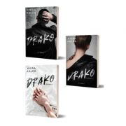 Set complet Drako (3 volume) - Kiera Aslog