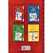 Boxset Jurnalul unui pusti (vol. 1-4) - Roald Dahl