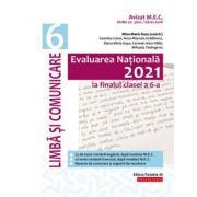 Evaluare Nationala 2021 - Limba romana - Finalul clasei VI