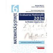 Evaluare Nationala 2021 - Matematica - Finalul clasei VI