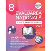 Evaluare Nationala 2021 - Limba romana - Teme de lucru pentru clasa VIII