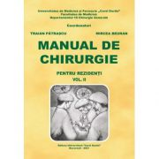 Manual de chirurgie (pentru rezidenti) vol. 2 - Mircea Beuran