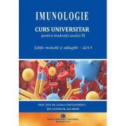 Imunologie - Curs universitar pentru studentii anului III
