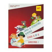 Limba si literatura romana - Manual pentru clasa III (sem. I + II)