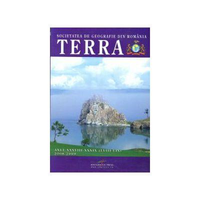Terra - Societatea de geografie din Romania