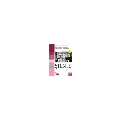Stiinte. Manual pentru clasa a XII-a. Garabet