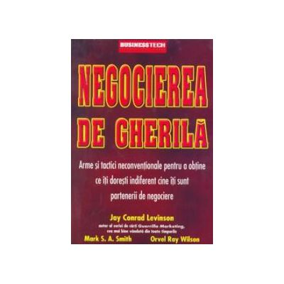 Negocierea de Gherila