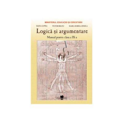 Logicã si argumentare - clasa a IX-a