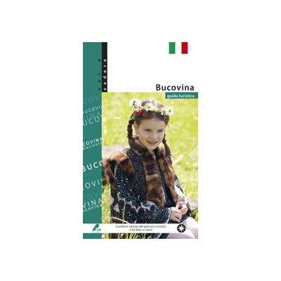 Ghid turistic Bucovina (lb. italiana)