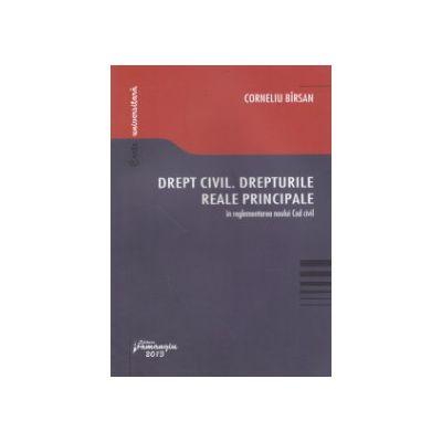 Drept civil: drepturile reale principale - 2013