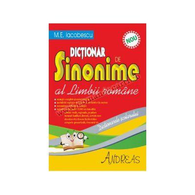 Dicţionar de sinonime al Limbii Române