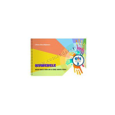 Numerele. Auxiliar didactic pentru copiii cu cerinte educative speciale