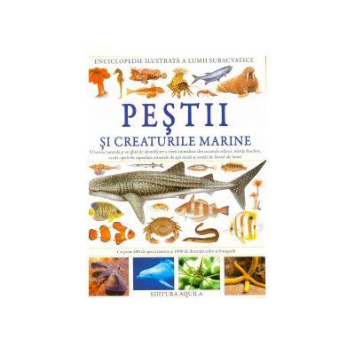 Pestii si creaturile marine