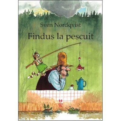 Findus la pescuit-Sven Nordqvsit
