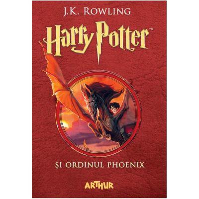 Harry Potter și Ordinul Phoenix(vol. 5)-J. K. Rowling