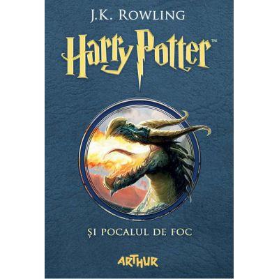 Harry Potter și Pocalul de Foc(vol. 4)-J. K. Rowling