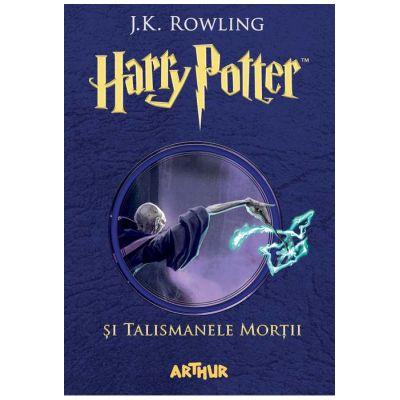 Harry Potter si talismanele mortii(vol. VII)-J. K. Rowling