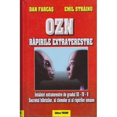 OZN rapirile extraterestre-Emil Strainu