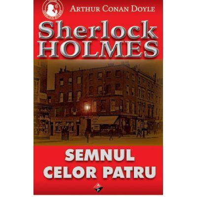 Semnul celor patru-Arthur C. Doyle