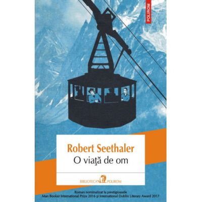 O viata de om-Robert Seethaler