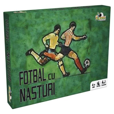Joc Noriel - Fotbal cu nasturi