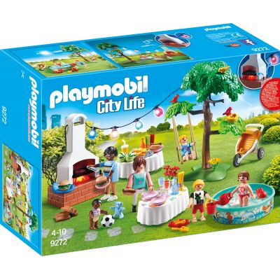 Jucarii Playmobil – Petrecere In Gradina