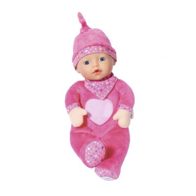 Baby Born Bebelus Cu Lumina Si Sunete, 30 Cm