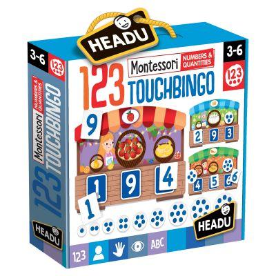 Joc 1-2-3 Bingo