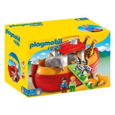 Playmobil 1. 2. 3 - Arca Lui Noe Portabila