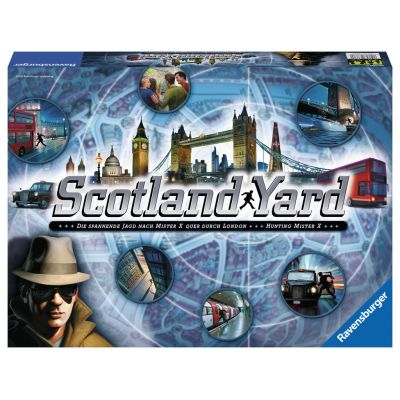 Joc Scotland Yard(varianta in romana)