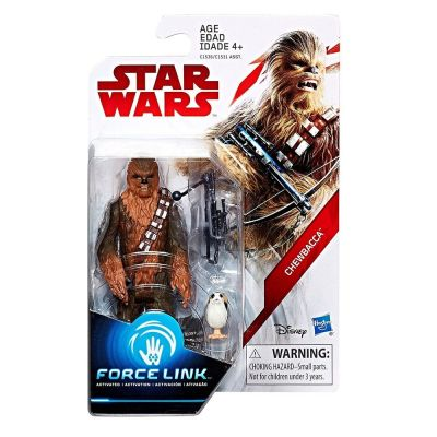 Figurina Star Wars Force Link - Chewbacca