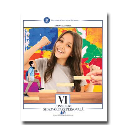 Consiliere si dezvoltare personala-Manual pentru clasa a VI-a