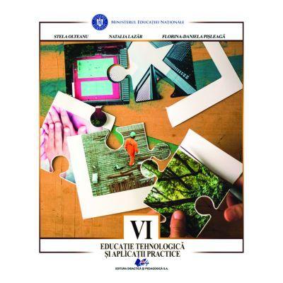 Educatie tehnologica si aplicatii practice-Manual pentru clasa a VI-a