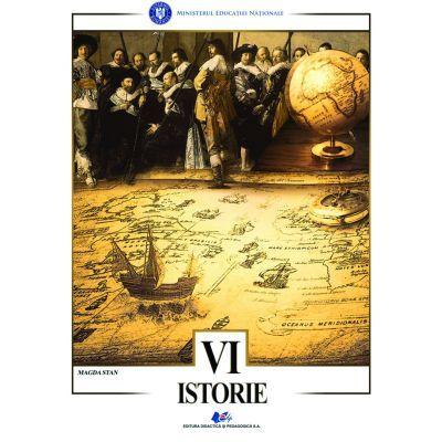 Istorie-Manual pentru clasa a VI-a