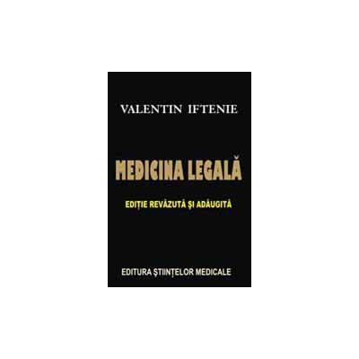 Medicina legala(ed. revizuita)-Valeriu Iftenie