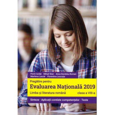 Limba si literatura romana-Evaluarea Nationala 2019