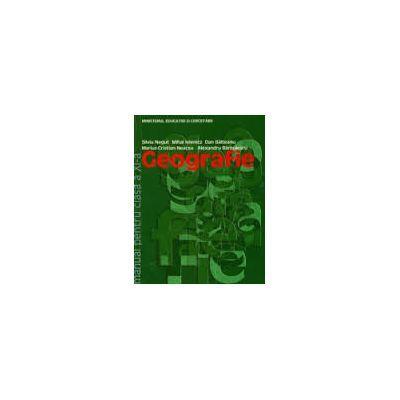 Geografie-Manual pentru clas XI