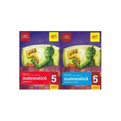 Matematica-Clubul matematicienilor clasa V(sem. I+II)